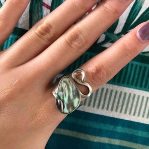 Cuban hand made ring size 6.5